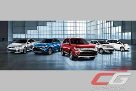 mitsubishi crossover models mitsubishi to launch 11 new models in 3 years philippine car
