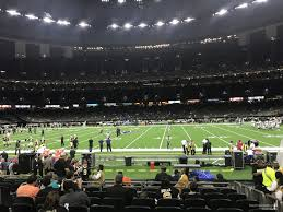 monster truck show new orleans superdome section 114 new orleans saints rateyourseats com