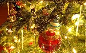 christmas tree ornaments wallpaper christmas holidays wallpapers