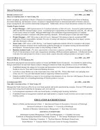 Sample Resume Objectives Business by Resume Profile Example Good Resume Profile Statements Examples