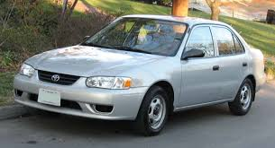 2001 toyota corolla le review 2002 toyota corolla review