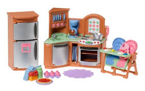 amazon com fisher price loving family kitchen toys