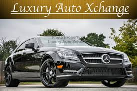 2014 mercedes cls550 4matic 2014 used mercedes cls 550 4matic awd premium 1 amg sport