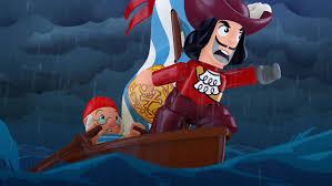 stormy seas jake land pirates disney junior