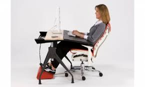 Yoga Ball As Desk Chair Furniture Fascinating Kneeling Chair Vs Yoga Ball Chair Images