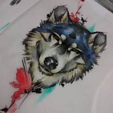the 25 best lone wolf tattoo ideas on pinterest wolf painting
