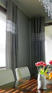 How To Extend Curtain Rod Length Extended Length Curtains Apartment Curtains