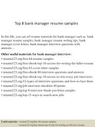 Investment Banking Resume Banking Resume Samples Virtren Com