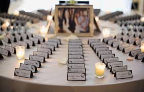 round table number of seats escort cards on round table google search mr mrs pinterest