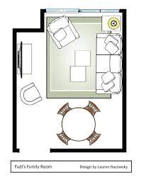 Floor Plan Layout Design by Family Room Floor Plan Daily Planner Awesome Family Room Floor