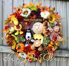 charlie brown thanksgiving show irish u0027s wreaths where the difference is in the details