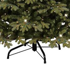7 5 pre lit deluxe aspen fir tree sears
