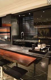 magnus walker loft 327 best cocinas negras images on pinterest black kitchens