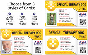 therapy dogs ada registry register your assistance dog here