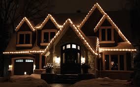 C9 White Christmas Lights C9 Christmas Lights On House Lights Decoration