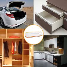 Under Kitchen Cabinet Lighting Battery Operated Battery Powered Motion Sensor Led Under Cabinet Light Torchstar