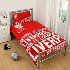West Ham Duvet Cover Liverpool Fc Single And Double Duvet Cover Sets Bedroom Bedding