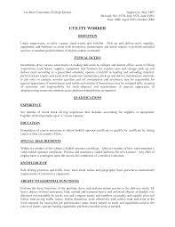 Revised Resume Sample Forklift Resume Resume For Your Job Application