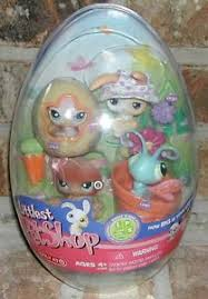 littlest pet shop easter eggs littlest pet shop target easter egg 234 238 239 240 pink blue
