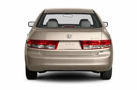 2003 honda accord overview cars com