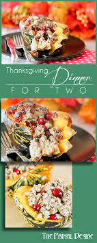 paleo thanksgiving for two the primal desire