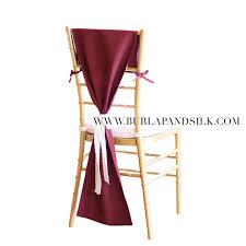 chiavari chair covers burgundy chiavari chair burgundy chair cover for chairs