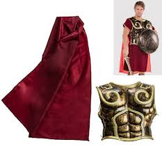 Trojan Halloween Costume Spartan Shield 18in Party