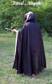 ritual cloak ritual robes of celto wicca