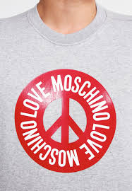 moschino sale men jumpers u0026 cardigans love moschino felpa