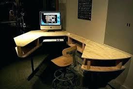 home recording studio desk home recording studio desk home studio desk plans recording studio