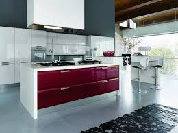 cuisines modernes italiennes cuisine design italienne cuisine en bois moderne meubles rangement