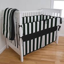 White Nursery Bedding Sets Black And White Crib Bedding Sets Highlight Custom Creations