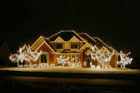 How To Hang Christmas Lights by Professional Christmas Light Installation Greenville