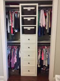 small shared girls closet built in redo u2026 pinteres u2026