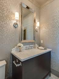 Colored Bathroom Sinks Our 11 Best White Tile Powder Room Ideas U0026 Designs Houzz