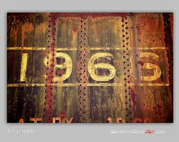 urban decay 1966 number photo industrial decor design ideas