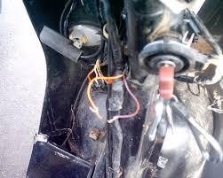 modern vespa et4 ignition switch