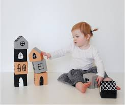6 wooden blocks craft to make those old toys new