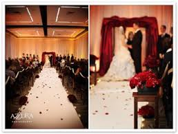 Church Decorations For Wedding Red Rose Theme Wedding An Elegant And Timeless Celebration
