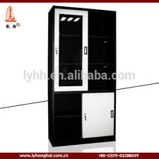 Industrial File Cabinet Singapore Low Price Sliding Glass Door Office File Cabinet