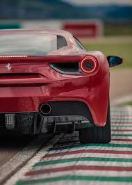 ferrari coupe rear 2016 ferrari 488 gtb review