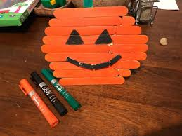 new age mama kwik stix halloween pumpkin craft get them at bj u0027s