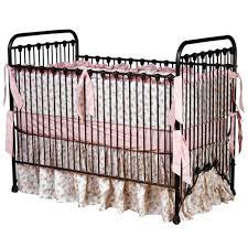 Venetian Crib Bratt Decor Wrought Iron Crib Wrought Iron Cribs On Hayneedle Vintage Wrought