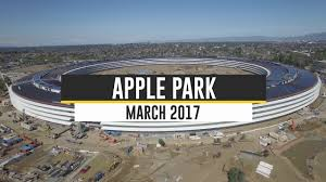 spaceship campus apple 100 spaceship campus apple exclusive new aerial videos show