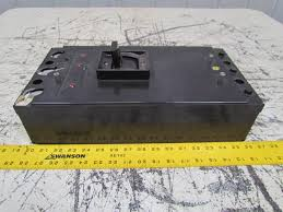 square d ma 3800 f circuit breaker molded case 600v 600amp 3 pole