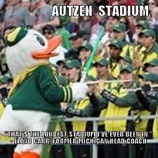 Oregon Ducks Meme - 61 best i love my ducks images on pinterest oregon ducks football
