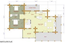 large log home floor plans pioneer log homes floor plan minocqua of bc large cabin home