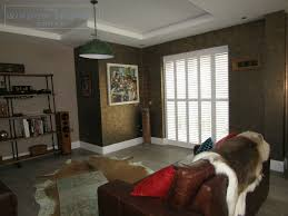 The Living Room Boston by Full Height Shutters For The Living Room U0026 Kitchen In Kingswood