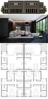 Design Home Plans by 86 Best Duplex Fourplex Plans Images On Pinterest Architecture