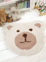 tapis ourson chambre bébé tapis de sol chambre bébé lit metal el bodegon